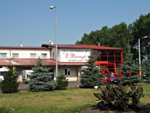 The Barczyk meat factory