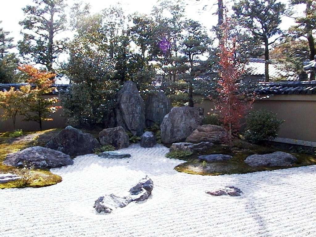 Castillos jardines templos y santuarios for Jardin kokoen